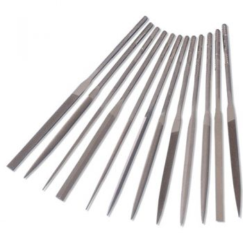12pc NEEDLE FILE SET