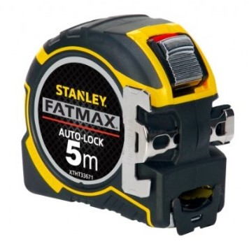 STANLEY TAPE MEASURES FAT MAX